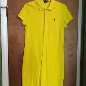 Ralph Lauren sport T-shirt dress Size L